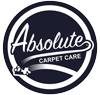 Absolute Carpet Care footer logo